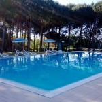 Piscina 10x20mt - Ranch Hotel